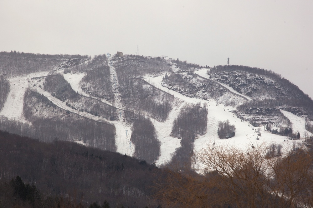 Hunter-Mountain