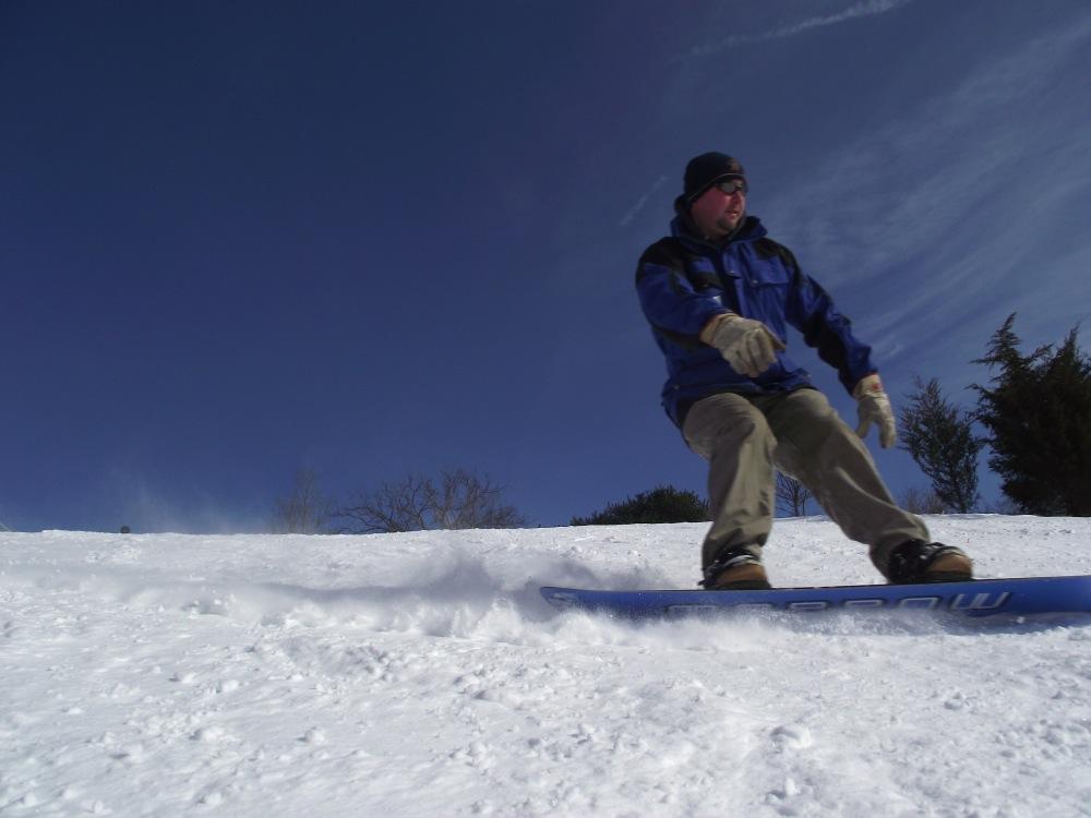 Polar-Peak-Snowboarding