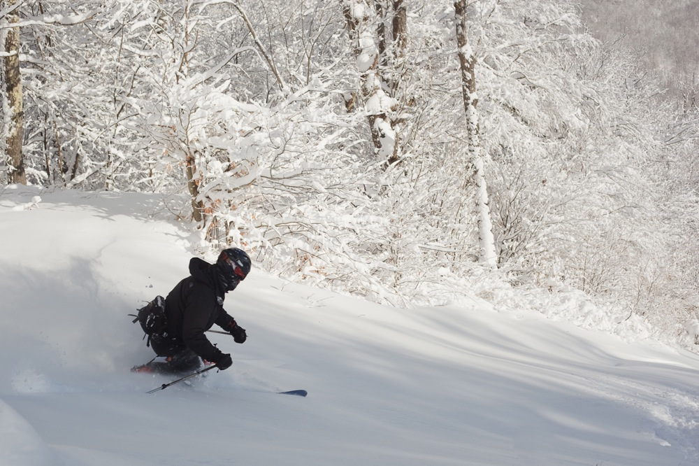 January Pow at Plattekill