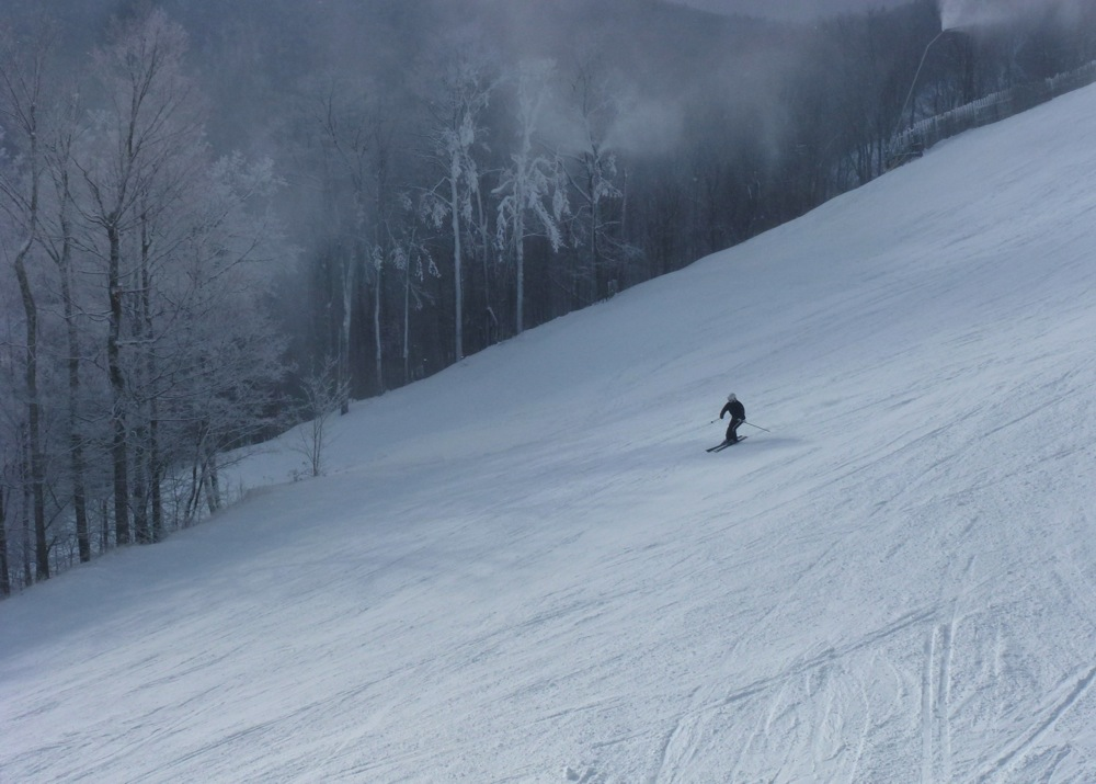 Hunter Mountain December 2013