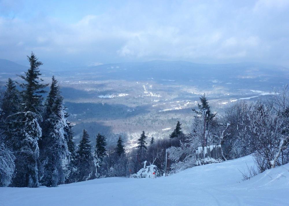 hunter mountain december mid winter ny ski blog. Black Bedroom Furniture Sets. Home Design Ideas