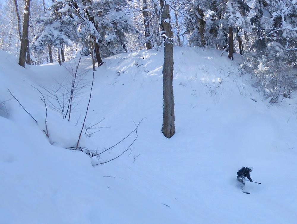 Snow-Ridge-Skier