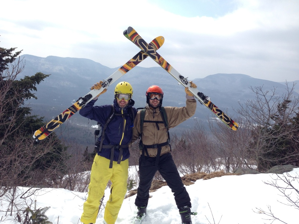 The Finish: Skiing the Catskill 3500 Winter Peaks