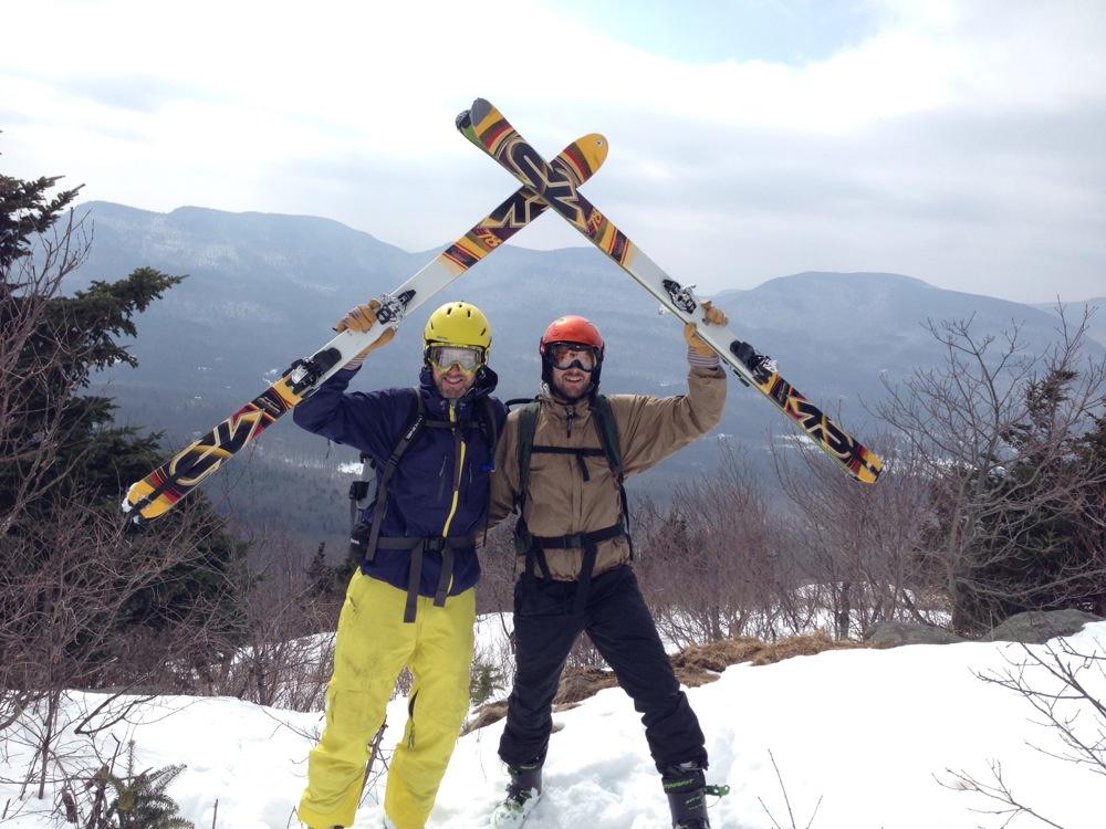 The Finish: Skiing the Catskill 3500 Winter Peaks