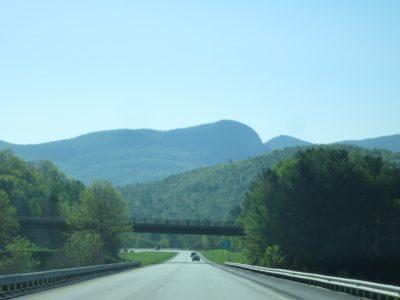 Entering-Vermont