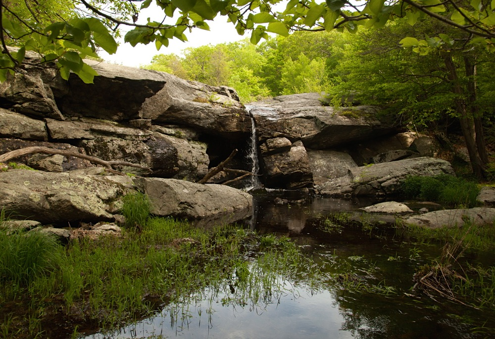Harriman-Waterfall