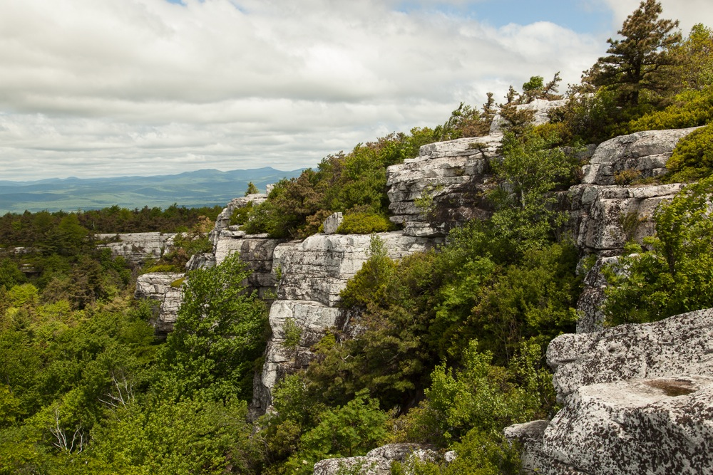 Minnewaska-Cliffs