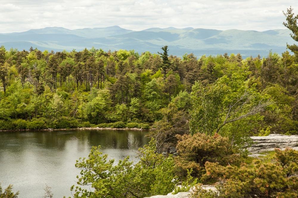 Minnewaska-View