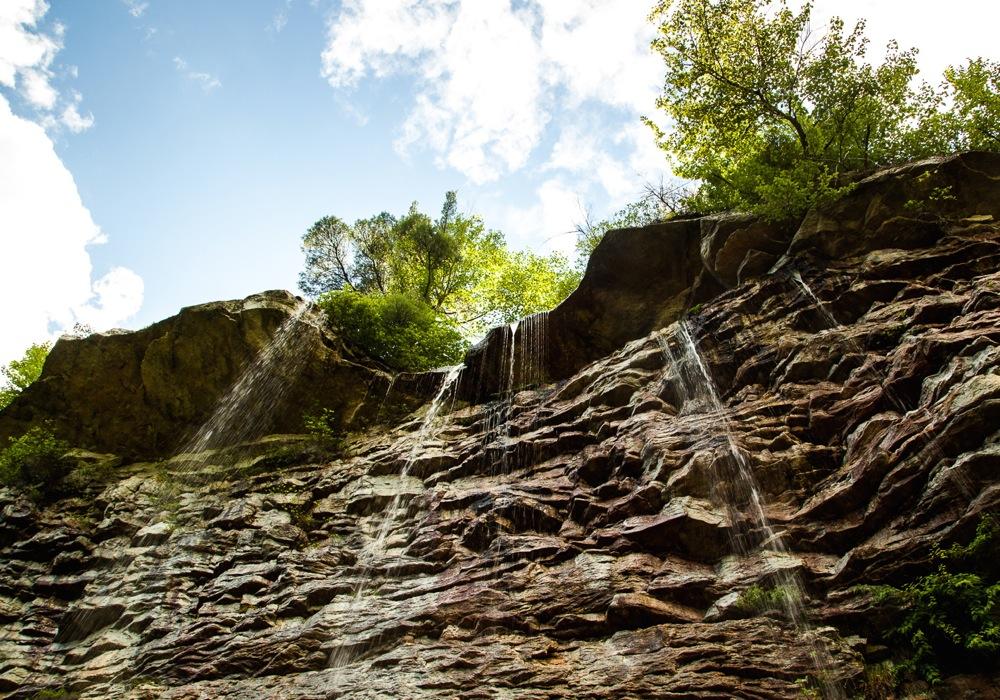 Minnewaska-Waterfall