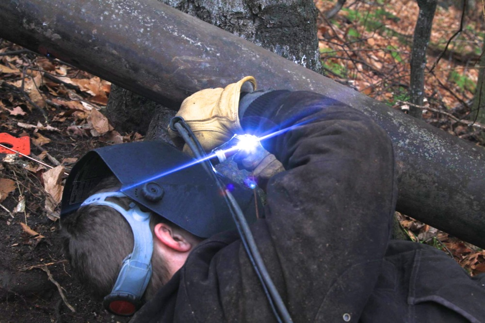 Matt-Welding-Snowmaking-Pipe