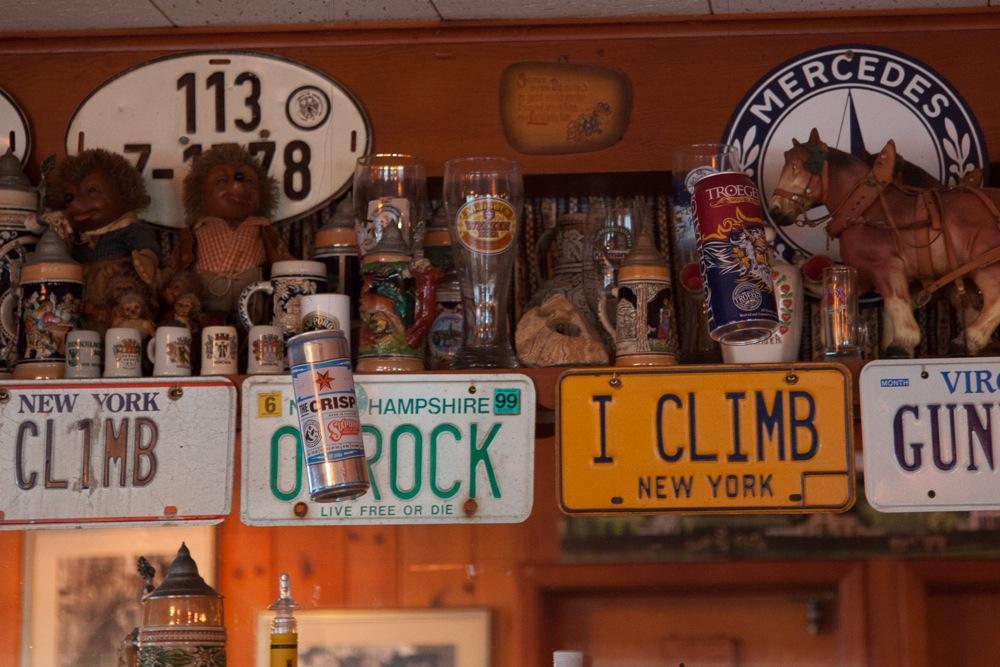 Climbing-Bar