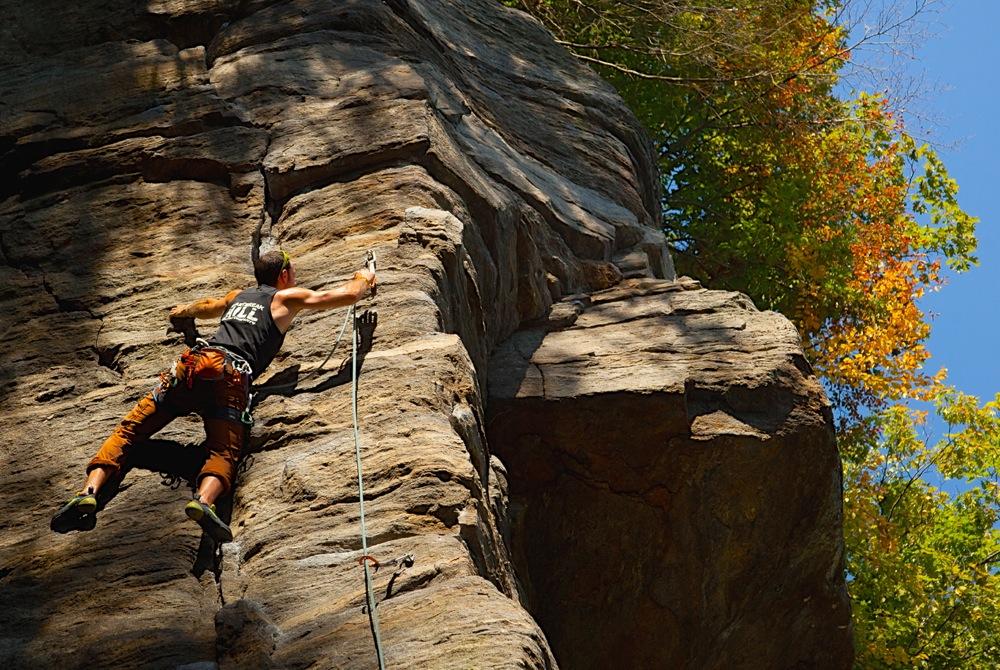 Farley-Ledge-Climbing