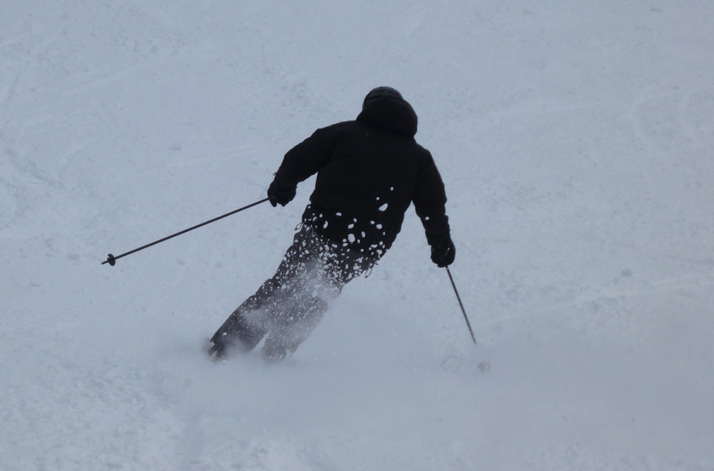 Groomer-Skier