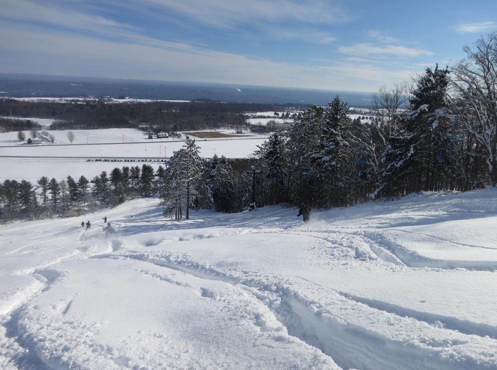 Snow Ridge NY