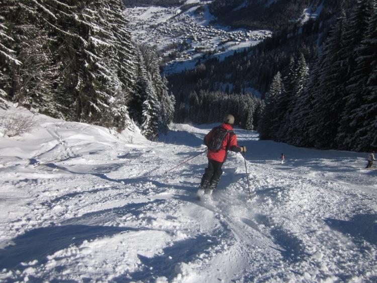 chatel-skier