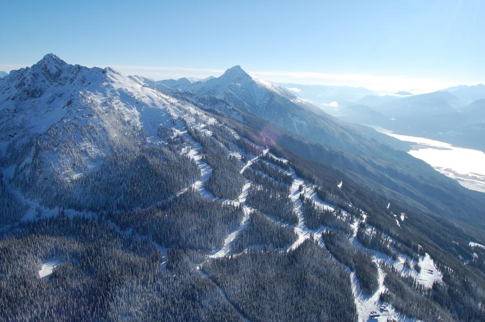 Revelstoke Mt Mackenzie