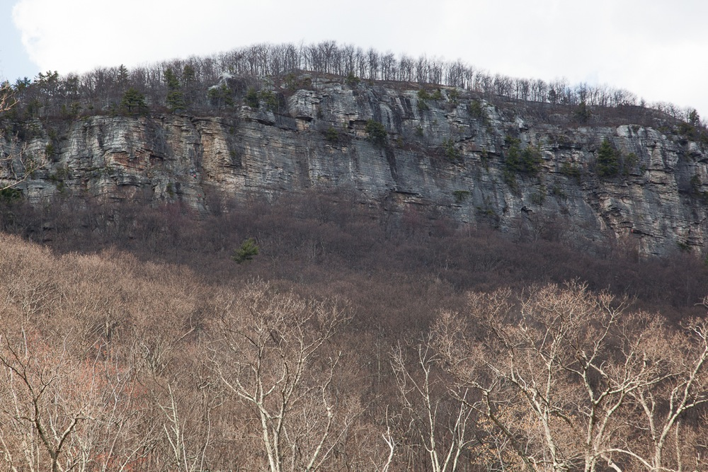Gunks-Cliff