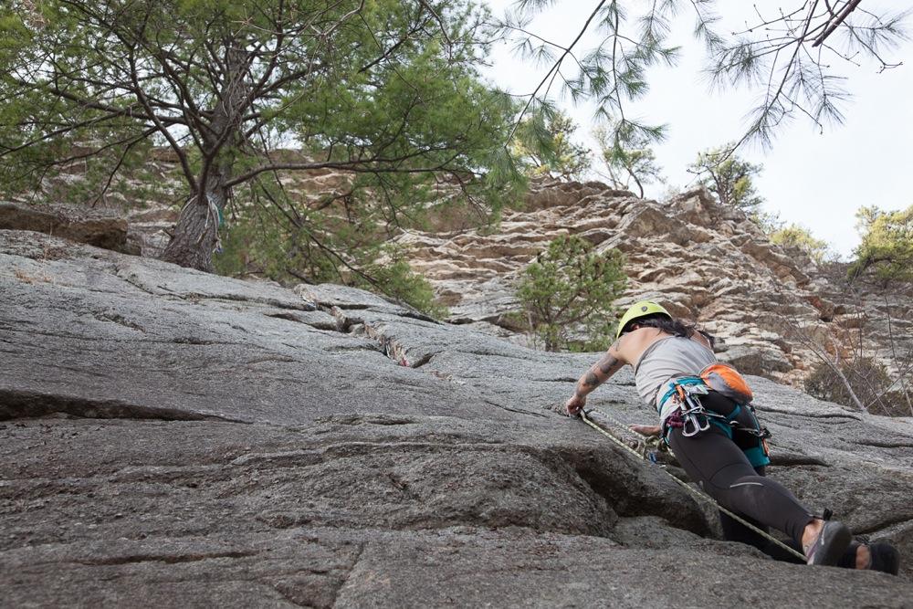 Gunks-Climb