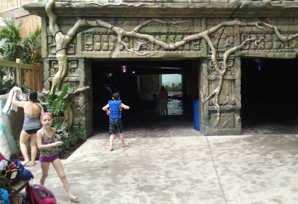 Waterpark-Entrance