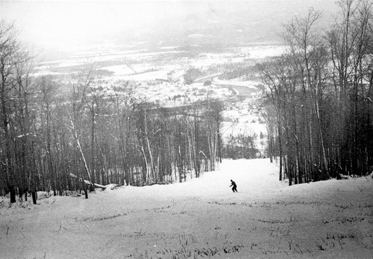 North Creek Ski Bowl Hudson Trail