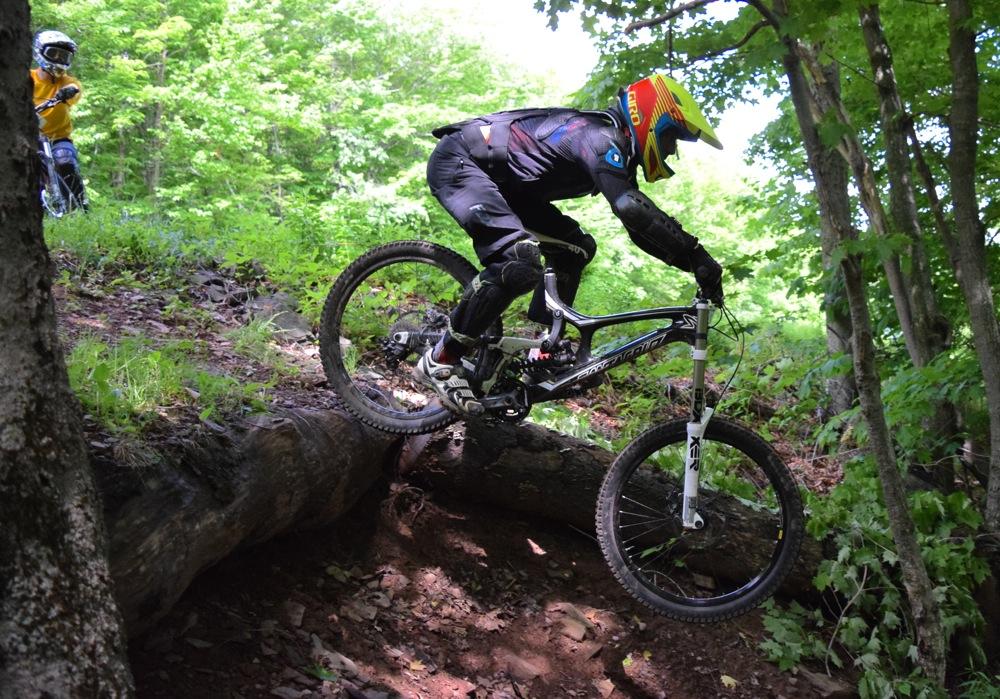 Plattekill Mountain biking