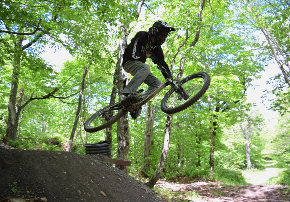 Mountain-Bike-Air
