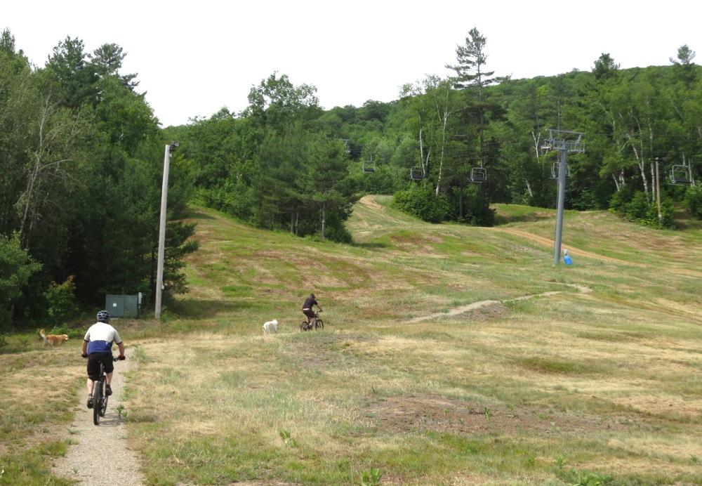North Creek Ski Bowl MTB