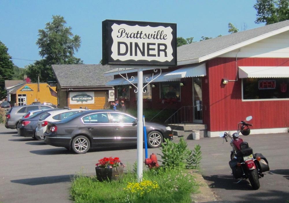 Prattsville-Diner