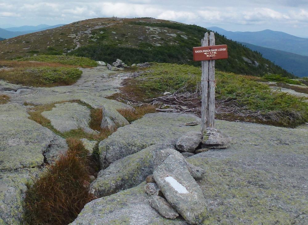 Saddleback-summit