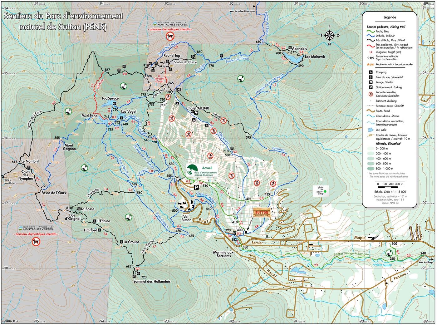 Sutton-map