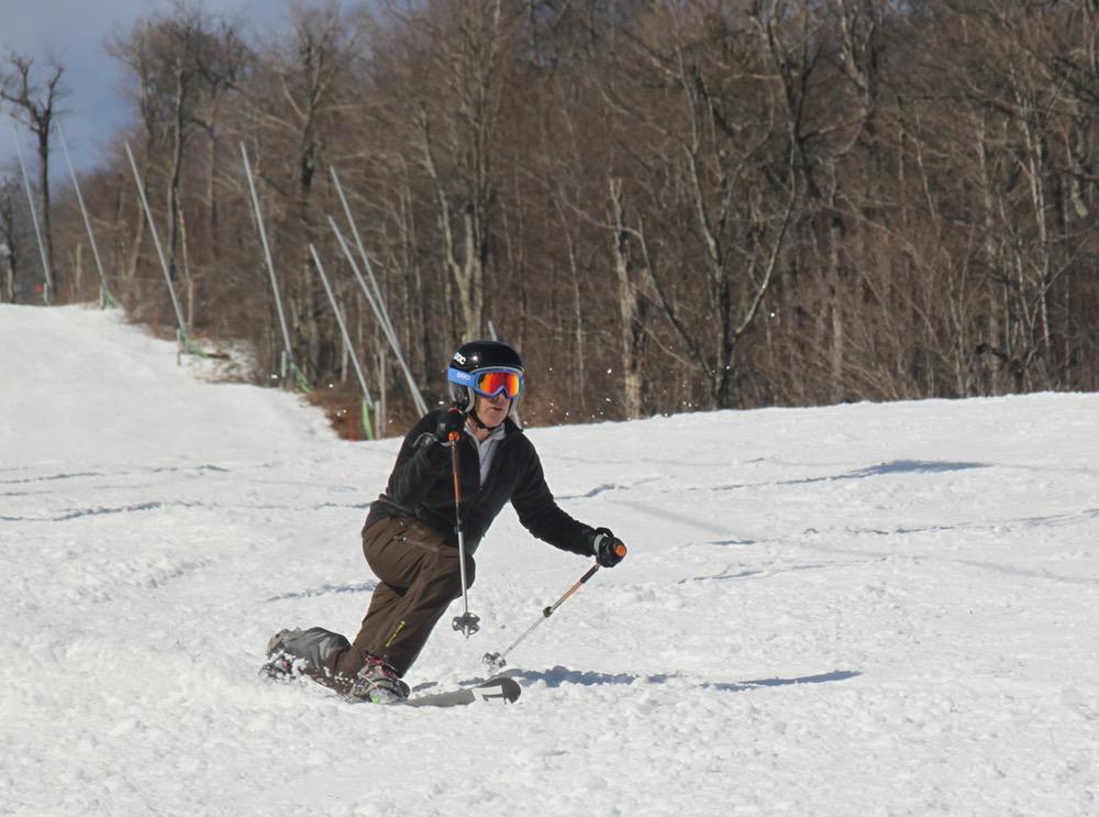 tele-skier