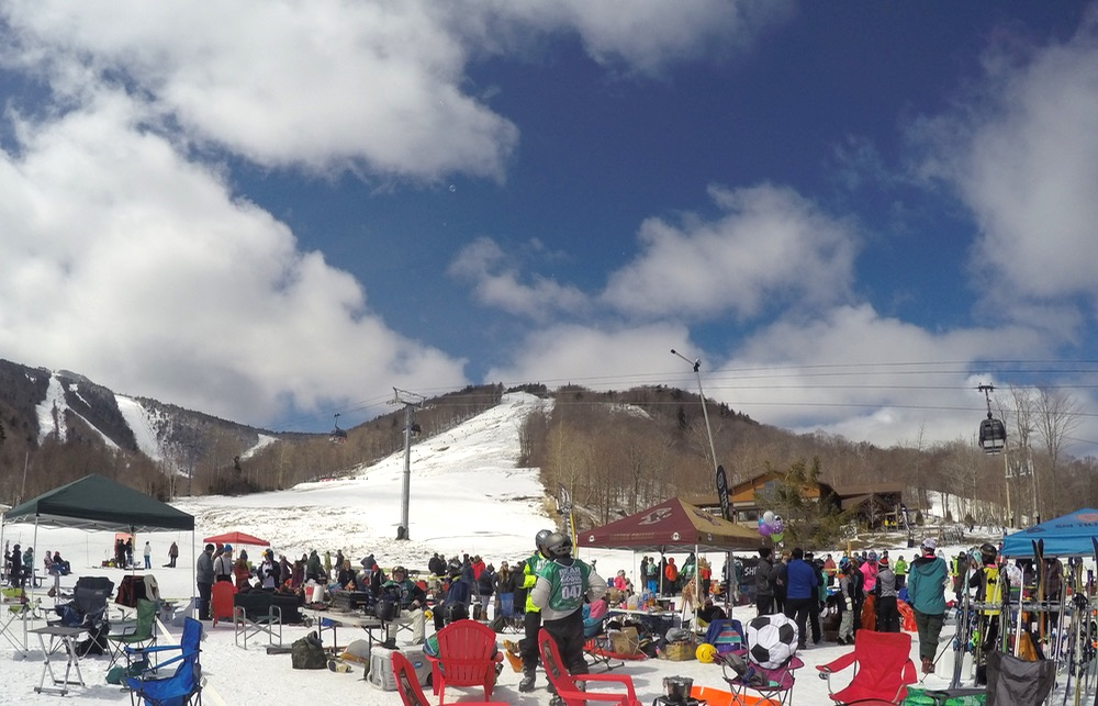 party at Killington