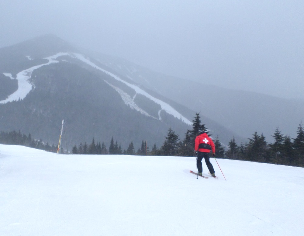 whiteface patrol