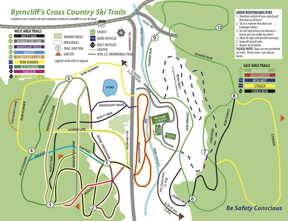 byrncliff-ski-trail-map