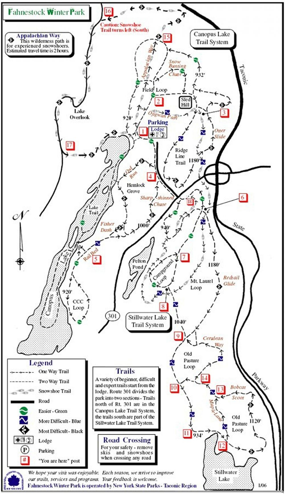 fahnestock-winter-park-ski-trail-map