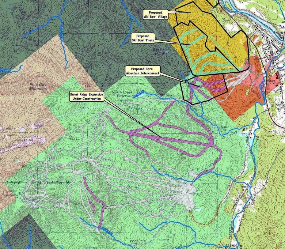 gore mountain expansion plan