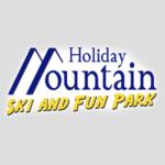 Holiday Mountain Ski and Fun Park logo