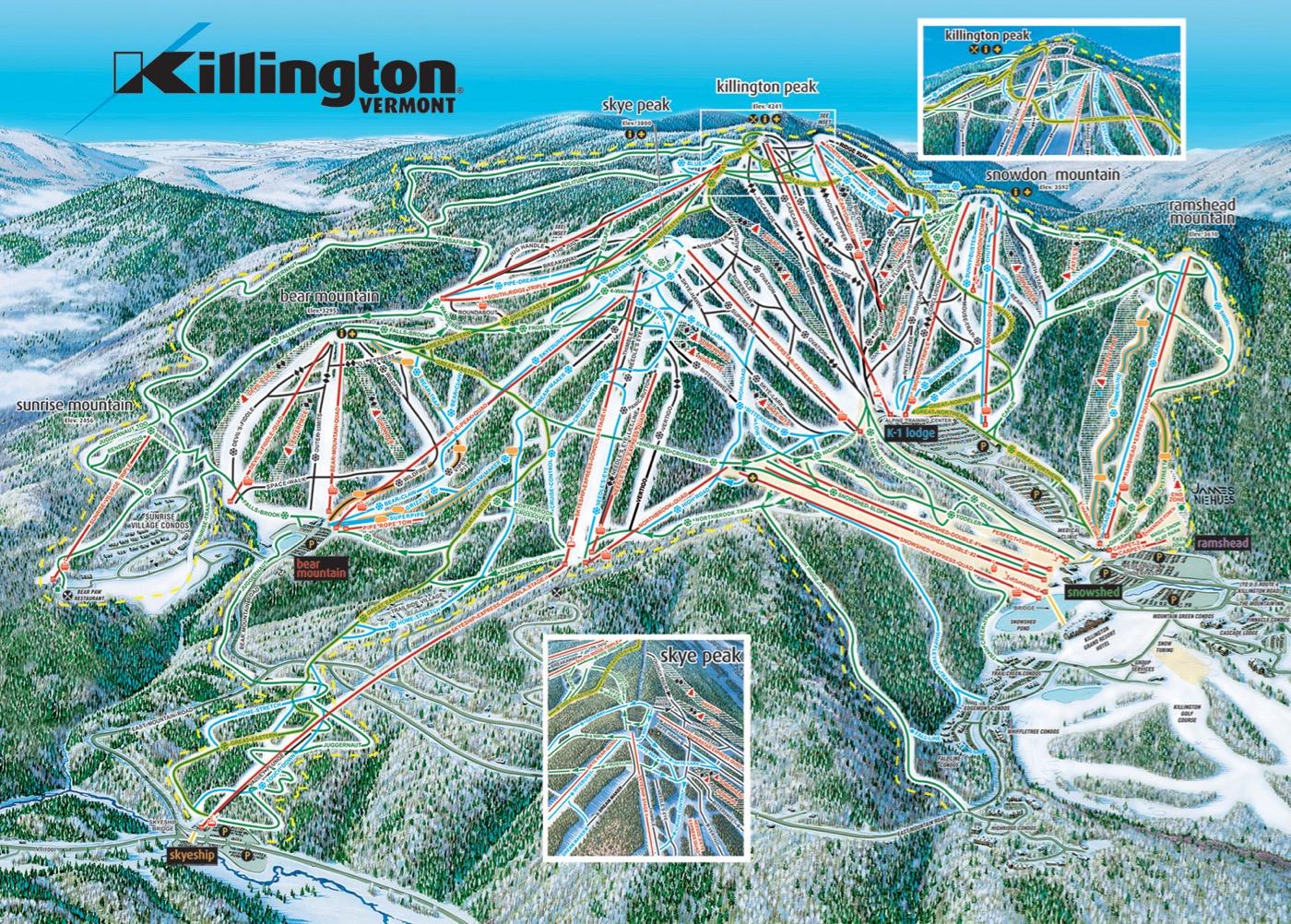 killington-trail-map