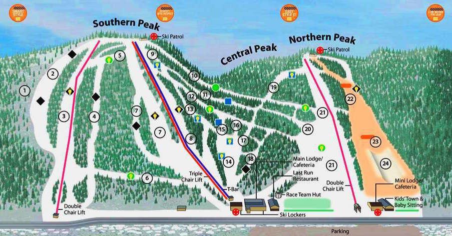 labrador-ski-trail-map