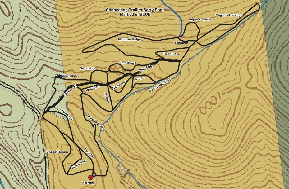 lake-george-cross-country-ski-trail-map