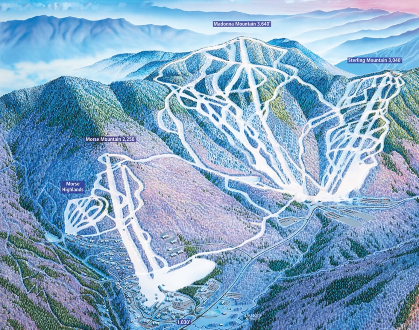 smugglers-notch-trail-map