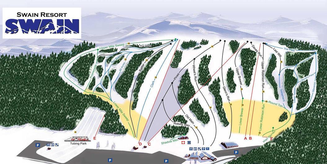 swain-trail-map