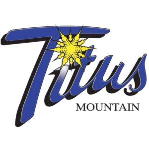 Titus Mountain logo