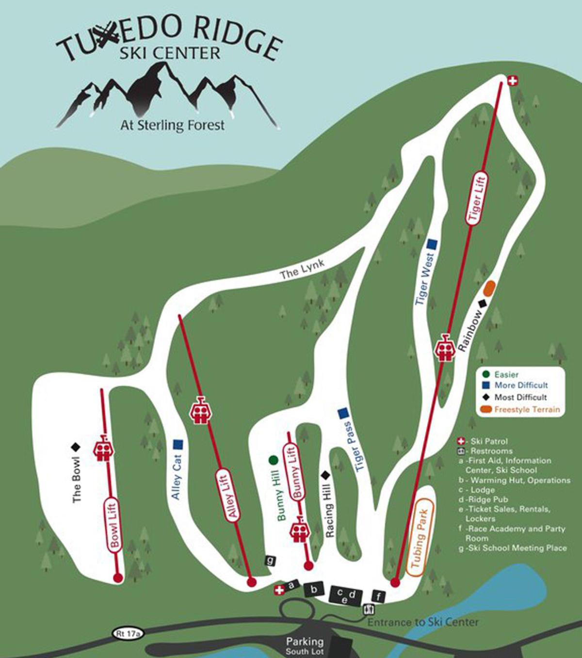 tuxedo-ridge-trail-map
