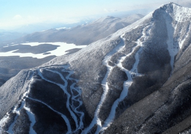 whiteface-aerial