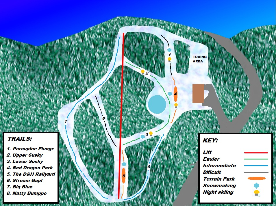 woodstream-ski-area