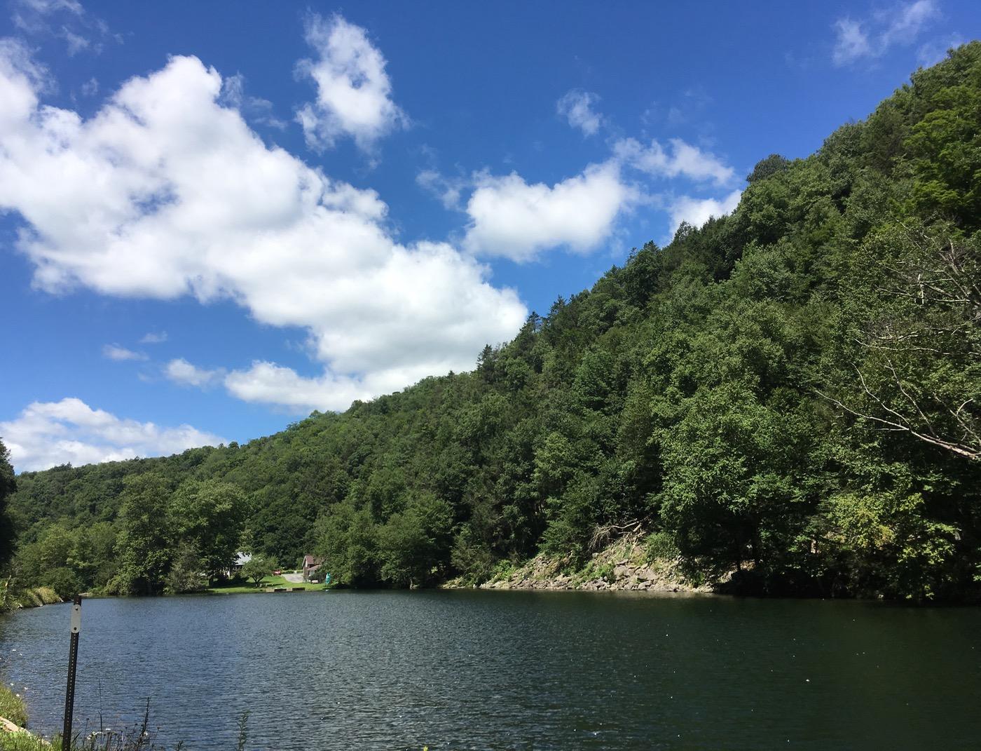 peekamoose lake