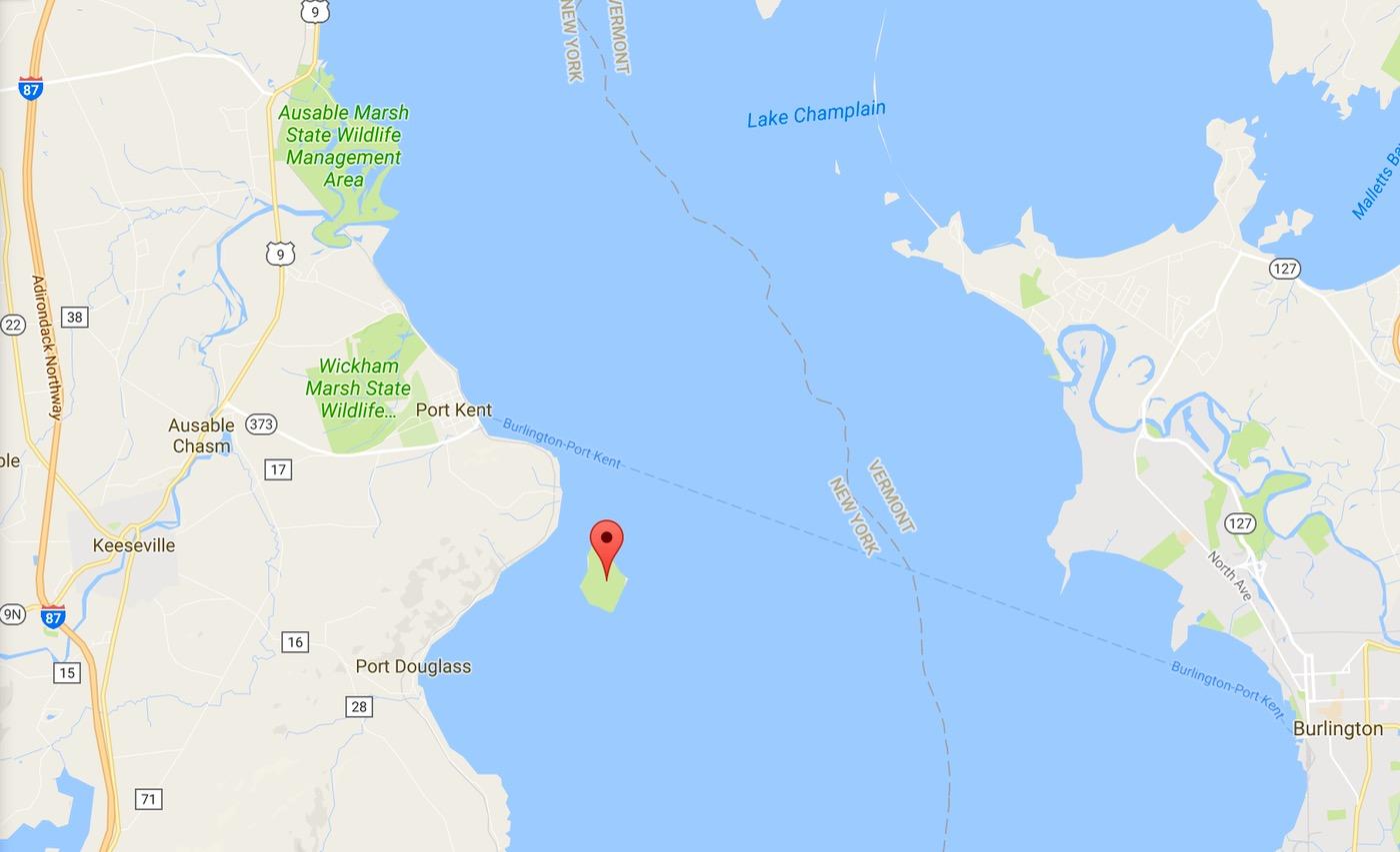 schuyler-island-ny-map