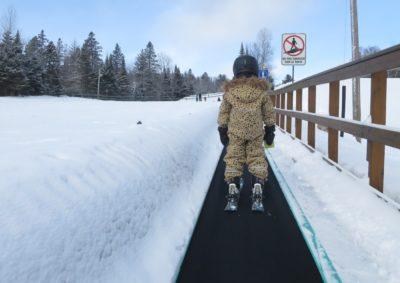 belle neige magic carpet