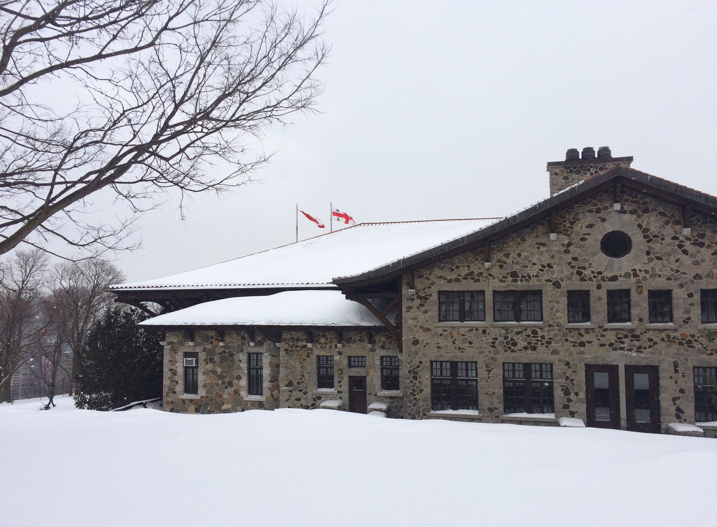 mont royal ski lodge